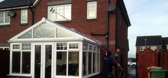 A L Window Cleaning Gallery