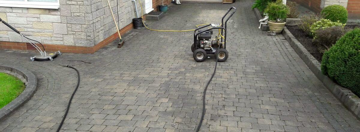 high pressure driveway cleaners bolton